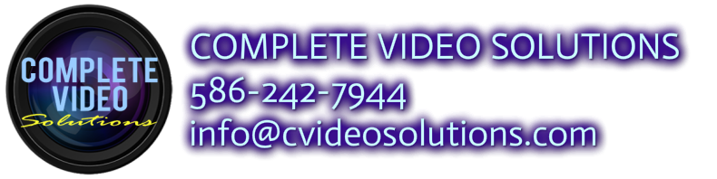 COMPLETE VIDEO SOLUTIONS